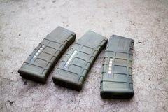 Кассета оружия Airsoft Стоковое Изображение RF