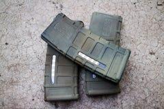 Кассета M4 Стоковое Фото