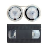 Кассета VHS Стоковые Фотографии RF