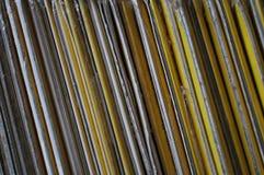 Кассеты в bookstore стоковая фотография rf