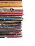 кассеты старые Стоковые Фото