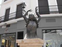 Кастанетты на зоре стоковая фотография