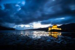 Каста Eilean Donan Стоковые Фото
