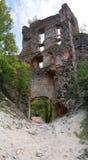 Каста Pajstun в Словакии Стоковые Изображения