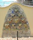 Касы Batllo Барселона Стоковые Фото