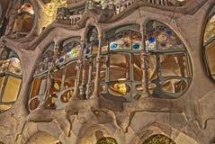 Касы batllo barcelona Стоковые Фотографии RF