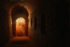 Катакомбы Стоковая Фотография RF