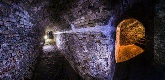 катакомбы Стоковое Изображение