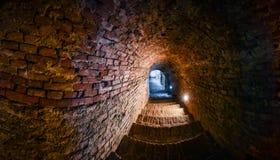 катакомбы Стоковые Фото
