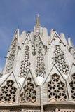 Каталония montferri Испания стоковые фото