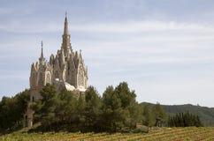 Каталония montferri Испания Стоковое Изображение
