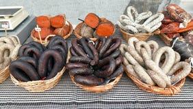 каталонская сосиска Стоковое Фото