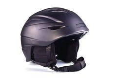 катание на лыжах горы шлема Стоковое Изображение RF
