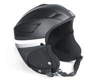 катание на лыжах шлема Стоковые Фото