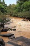 Катаракта после дождя стоковая фотография