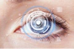 катаракта стоковые изображения