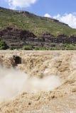 Катаракта Hukou стоковое фото