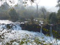 Катаракта ` s дьявола, Victoria Falls стоковые фото