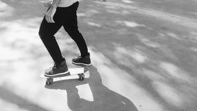 Катающся на коньках жизнь Стоковое Фото
