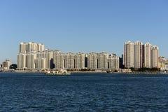 Категории города: Площадь порта Shantou Стоковое фото RF