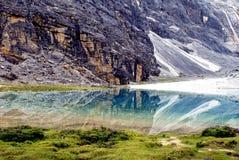 Категории пейзажа: Море Сычуань покрашенное Inagi Стоковое Изображение RF