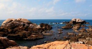 Категории пейзажа: Размер Sanya пейзажа пещеры Стоковое фото RF