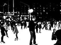 Каток на парке 19 Bryant Стоковые Изображения RF
