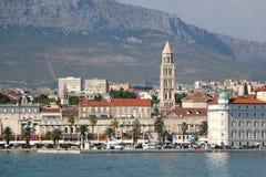 католическая Хорватия сперва ввела массового священника разделенного к диалект кто Стоковое Фото