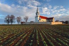 католическая церковь Восточная Европа славная Стоковые Фото