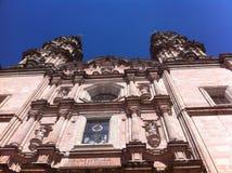 Католическая церковь в Халиско, Мексике Стоковые Фото