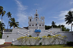 католическая церковь Индия Стоковая Фотография RF