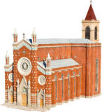католическая церковь римская стоковое фото
