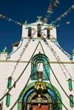 католическая церковь juan san chamula Стоковое Изображение