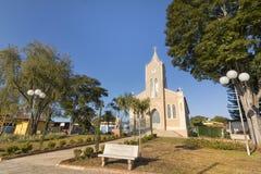 Католическая церковь San Sebastian Стоковое Изображение