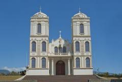 Католическая церковь Sarchi Костарика Стоковые Фото