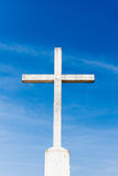 католический крест Стоковое Изображение RF