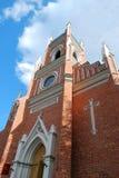 католическое hurch Стоковое Фото