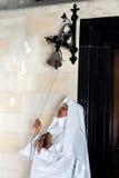 Католическая масса начинает Стоковые Изображения