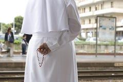 Католическая монашка Стоковое фото RF