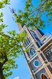 католическая провинция церков chantaburi Стоковая Фотография RF