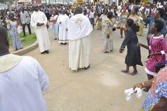 Католическая профессия веры Стоковое Изображение RF