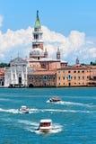 Католическая церковь в Венеции, Италии Стоковые Изображения