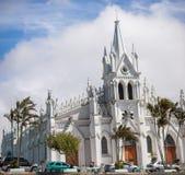Католическая церковь Сан Isidro Стоковое Изображение RF
