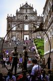 Католическая церковь собора остается самыми большими в Азии formerly стоковая фотография rf