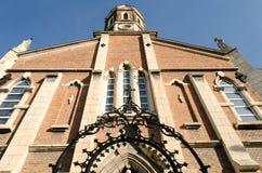 Католическая церковь стоковая фотография