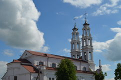 Католическая церковь Стоковые Изображения RF
