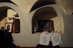 Католические подземелья Стоковое Изображение RF