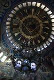 Католическое Chirch, внутреннее изображение Стоковые Фото