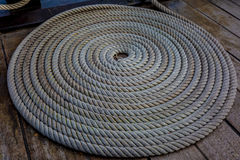 Катушка веревочки Стоковые Фотографии RF