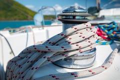 Катушка веревочки Стоковое фото RF
